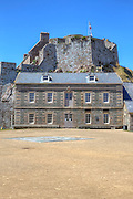 Elizabeth Castle, Saint Helier, Jersey, channel island, United Kingdom