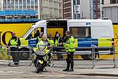 Britain Policing US Embassy