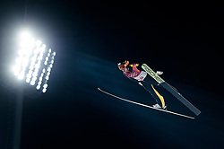 20.02.2018, Alpensia Ski Jumping Centre, Pyeongchang, KOR, PyeongChang 2018, Nordische Kombination, Skisprung, im Bild Akito Watabe (JPN) // Akito Watabe of Japan during Nordic Combined, Skijumping of the Pyeongchang 2018 Winter Olympic Games at the Alpensia Ski Jumping Centre in Pyeongchang, South Korea on 2018/02/20. EXPA Pictures © 2018, PhotoCredit: EXPA/ Johann Groder