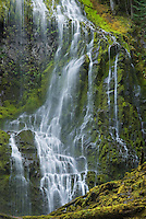 Proxy Falls near McKenzie Pass in the Three Sisters Wilderness, Oregon