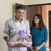 Jaime Camil, Gina Rodriguez in Jane The Virgin<br />