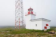 Southwest Head lightouse<br /> Grand Manan Island<br /> New Brunswick<br /> Canada
