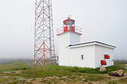 Southwest Head lightouse<br /> Grand Manan Island<br /> New Brunswick<br /> Canada