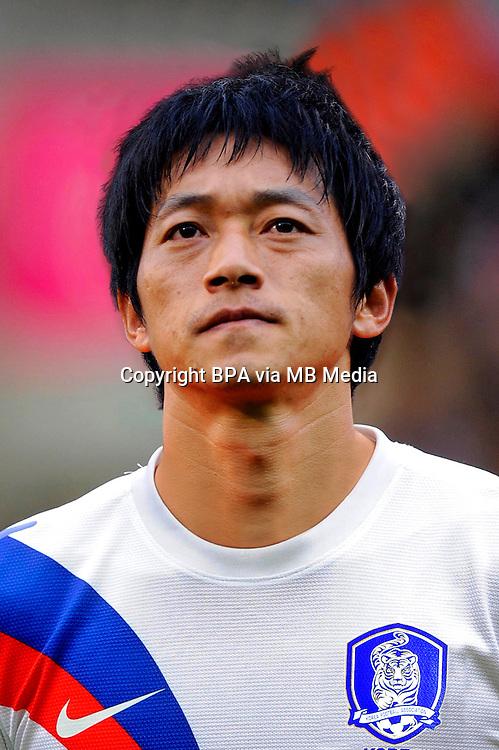 Football Fifa Brazil 2014 World Cup / <br /> Korea Republic  National Team -<br /> Kim Nam-Il  of Korea Republic