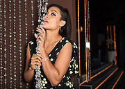 Actor Rosario Dawson poses for a portrait for the film Captives at the 67th international film festival, Cannes, southern France, Saturday, May 17, 2014. (Photo by Joel Ryan/Invision/AP)