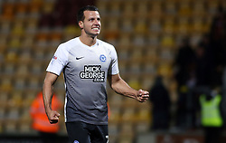 Steven Taylor of Peterborough United celebrates the victory at full-time - Mandatory by-line: Joe Dent/JMP - 26/12/2017 - FOOTBALL - Northern Commercials Stadium - Bradford, England - Bradford City v Peterborough United - Sky Bet League One