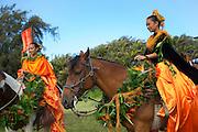 North Kohala Kamehameha Day Celebration, Hawi, Island of Hawaii