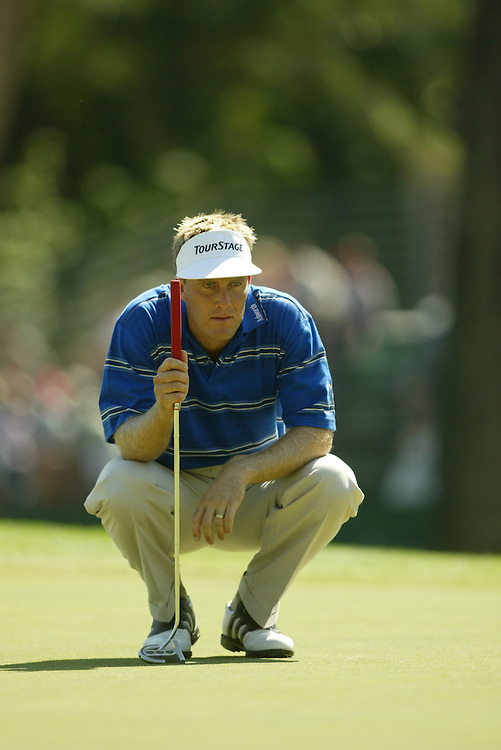 2003 Shell Houston Open..Third Round..April 26, 2003..Redstone Golf Club, Houston TX..Photograph by Darren Carroll