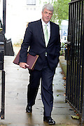 © Licensed to London News Pictures. 03/07/2012. Westminster, UK Health Secretary Andrew Lansley . Politicians in Downing Street today 3rd July 2012. Photo credit : Stephen Simpson/LNP