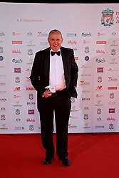 LIVERPOOL, ENGLAND - Tuesday, May 9, 2017: Former Liverpool player Phil Neal on the red carpet for the Liverpool FC Players' Awards 2017 at Anfield. (Pic by David Rawcliffe/Propaganda)