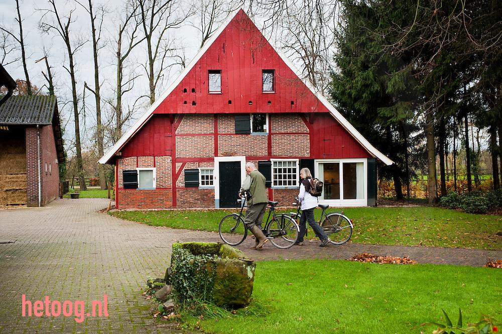 Nederland winterswijk 13nov2010 bed and breakfast de korenspieker in winterswijk.
