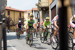 Kristabel Doebel-Hickok (Cylance Pro Cycling) at the final stage of the Giro Rosa 2016 on 10th July 2016. A 104km road race starting and finishing in Verbania, Italy.