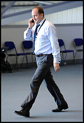 Boris Johnson's former spin doctor Guto Harri attends the Liberal Democrats autumn Conference at The Scottish Exhibition Conference Centre, Glasgow, United Kingdom. Wednesday, 18th September 2013. Picture by Andrew Parsons / i-Images