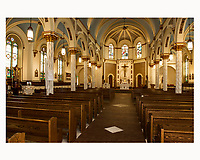 Sacred Heart church in Laconia.  (Karen Bobotas/for the Laconia Daily Sun)