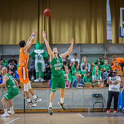 20190911: SLO, Basketball - Friendly match, KK Cedevita Olimpija vs Ratiopharm Ulm