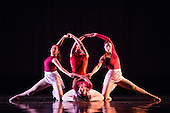 Santa Clara University Department of Theatre & Dance – Choreographers' Gallery Dress Rehearsal 1