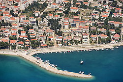 21.06.2015, Novalja, CRO, Insel Pag, Novalja ist die zweitgrößte Stadt auf der Insel Pag, die zwischen Rijeka und Zadar in der kroatischen Adria liegt, im Bild Novalja // Novalja is the second largest city on the island of Pag, which is located between Rijeka and Zadar in the Adriatic, pictured on 2015/06/12 in Novalja, Croatia on 2015/06/21. EXPA Pictures © 2015, PhotoCredit: EXPA/ Pixsell/ Dino Stanin<br /> <br /> *****ATTENTION - for AUT, SLO, SUI, SWE, ITA, FRA only*****