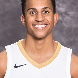 Sep 25, 2017; New Orleans, LA, USA; New Orleans Pelicans guard Frank Jackson (15) during Media Day at the Smoothie King Center. Mandatory Credit: Derick E. Hingle-USA TODAY Sports