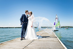 Ross and Katie's Glorious Summer Wedding at Donnington Church and Chichester Yacht Club