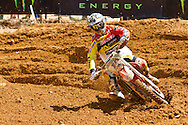 agueda, Portugal, 5th May 2013, World Championship MX1, Italian David philippaerts with a Honda, 8th race 1 and  8th in race 2