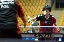 ITO Maki of Japan during SPINT 2018 Table Tennis world championship for the Disabled, Day two, on October 18th, 2018, in Dvorana Zlatorog, Celje, Slovenia. . Photo by Grega Valancic / Sportida