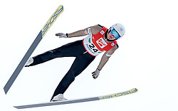18.12.2016, Nordische Arena, Ramsau, AUT, FIS Weltcup Nordische Kombination, Skisprung, im Bild Tomas Portyk (CZE) // Tomas Portyk of Czech Republic during Skijumping Competition of FIS Nordic Combined World Cup, at the Nordic Arena in Ramsau, Austria on 2016/12/18. EXPA Pictures © 2016, PhotoCredit: EXPA/ JFK