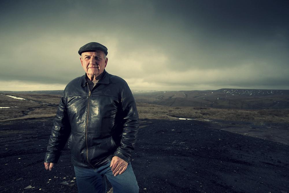 Jack - ex miner Todmorden - for Pennine Prospects