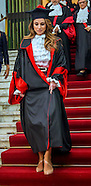 Queen Rania Receives Honorary Degree