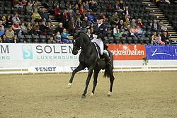 Holkenbrink, Sophie Show Star<br /> Oldenburg - Oldenburger Pferdetage 2013<br /> Dressur Junge Reiter<br /> © www.sportfotos-lafrentz.de / Stefan Lafrentz