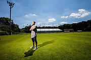 20160719 ANGLEUR Académie Robert Louis-Dreyfus Belgium training centre Standard de Liege portrait Matthieu Dossevi French soccer player signed for the club until 2020 pict FRANK ABBELOOS Isosport