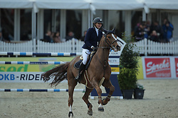 Kellnerova Anna, (CZE), Classic<br /> CSI4* Qualifikation DKB-Riders<br /> Horses & Dreams meets Denmark - Hagen 2016<br /> © Hippo Foto - Stefan Lafrentz