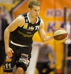 17.05.2015, Walfersamhalle, Kapfenberg, AUT, ABL, ece Bulls Kapfenberg vs magnofit Guessing Knights, 3. Semifinale, im Bild Matthias Klepeisz (Guessing) // during the Austrian Basketball League, 3th semifinal, between ece Bulls Kapfenberg and magnofit Guessing Knights at the Sportscenter Walfersam, Kapfenberg, Austria o00000n 2015/05/17, EXPA Pictures © 2015, PhotoCredit: EXPA/ Dominik Angerer