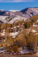 Snowmass Village, Colorado USA.