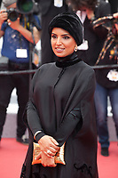 Fatma Hassan Al Remaihi at the It Must Be Heaven gala screening at the 72nd Cannes Film Festival Friday 24th May 2019, Cannes, France. Photo credit: Doreen Kennedy