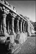 India. Mahabalipuram.