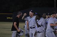 Water Valley vs. Booneville in MHSAA playoff action in Booneville, Miss. on Monday, May 17, 2010. Water Valley won.