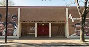 Blackshear Elementary School, February 1, 2017.
