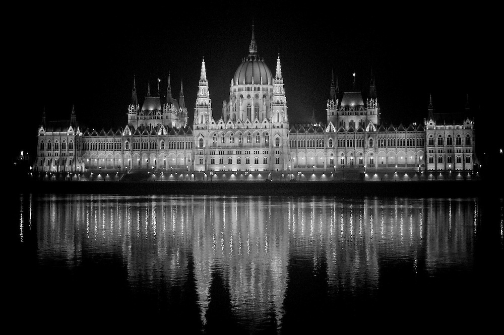 One of a series of landscape and travel photographs taken by Matthew Butterfield in Budapest, Hungary.