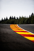 August 29-Sept, 2019: Belgium Grand Prix. Radillion / Eau Rouge corner detail