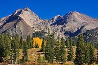 Grenadier Range. of the San Juan Mountains, Colorado,