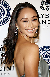 Cara Santana at the Art of Elysium Celebrating the 10th Anniversary held at the Red Studios in Los Angeles, USA on January 7, 2017.