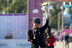 Zeibig Steffen, GER, Feel Good<br /> FEI European Para Dressage Championships - Goteborg 2017 <br /> &copy; Hippo Foto - Dirk Caremans