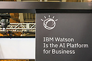IBM at Collision 2018; New Orleans Morial Convention Center
