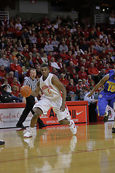 20 February 2010: Osiris Eldridge. The Redbirds of Illinois State bust the Eagles of Morehead State in an ESPN Bracketbuster game 71-62 on Doug Collins Court inside Redbird Arena at Normal Illinois.