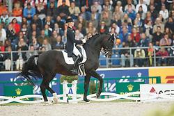 Von Bredow-Werndl Jessica, (GER), Unee BB<br /> Grand Prix Kur<br /> European Championships - Aachen 2015<br /> © Hippo Foto - Dirk Caremans<br /> 16/08/15
