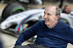 03.07.2014, Silverstone Circuit, Silverstone, ENG, FIA, Formel 1, Grand Prix von Grossbritannien, Vorberichte, im Bild Frank Williams (GBR) Williams Team Owner // during the preperation of British Formula One Grand Prix at the Silverstone Circuit in Silverstone, Great Britain on 2014/07/03. EXPA Pictures © 2014, PhotoCredit: EXPA/ Sutton Images/ Lavadinho<br /> <br /> *****ATTENTION - for AUT, SLO, CRO, SRB, BIH, MAZ only*****