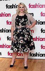 JAN 29 2013 Claire Richards-new Fashion World ambassador