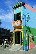 Caminito Street, La Boca, Buenos Aires, Argentina