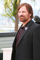 Actor Viggo Mortensen at the photo call for the film Jauja at the 67th Cannes Film Festival, Sunday 18th May 2014, Cannes, France.