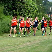 2015 Men Cross Country